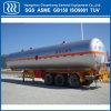 Semi-Trailer do tanque de armazenamento criogênico do LPG
