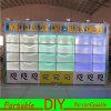 Fait sur commande réutiliser les panneaux de mur modulaires portatifs de caractéristique pour l'étalage dans la Foire, l'exposition, les événements, la conférence, et les foires