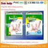 Emballage 48PCS moyen de couche-culotte douce de bébé