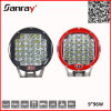 4X4 Accessories 96W LED Work Light voor Driving Lights