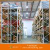 Estante selectivo de la paleta del almacenaje para trabajos de tipo medio del almacén