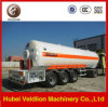 Fabbrica Sales 56cbm GPL Tank Semi Trailer con All Acessory