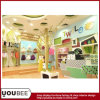 Children의 Clothes Shop Design를 위한 다채로운 Shop Display Furniture
