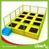 Trampoline interno das crianças do retângulo da fábrica de Liben