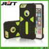 Caja combinada del teléfono celular de TPU+PC para iPhone6s más (RJT-A100)