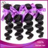 Волосы Remi оптовой дешевой естественной волны цвета свободной индийские
