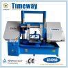 Cutting Metal를 위한 두 배 Column Horizontal Hydraulic Band Sawing Machine