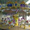 Новая езда Kiddie парка атракционов веселая идет Carousel круга