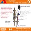 Unità automatica dell'infiammazione della macchina ossitaglio della candela del gas