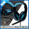 3.5mm Stereo Surround Headset Auriculares con micrófono