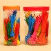 Multi colori e legami di nylon autobloccanti della chiusura lampo delle fascette ferma-cavo del pacchetto