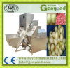 Máquina do corte da raiz da cebola da máquina da casca da cebola
