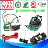 Zelf Saldo Twee de Module van de Autoped PCBA van het Wiel met HoofdRaad, LEDs