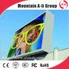 Pantalla de visualización al aire libre a todo color de LED del precio P10 SMD de Affortable