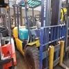 5 Tonnen-KOMATSU-Gabelstapler verwendeter Gabelstapler