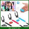 Vendendo o acessório colorido bom do telefone de Selfie Monopod da vara de Bluetooth da câmera do telefone de Extenable do Self-Portrait Z07-5 para o curso