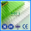 8mm Polycarbonate Gemellare-Wall Uv-Protected Sheet