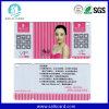 Nueva tarjeta modificada para requisitos particulares del PVC del estilo superficie brillante de moda
