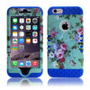 Hotest Selling PC+Silicone Triple Defender Covers Handy 2015 Fall für iPhone 6