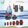 Qualité UPVC/robinet à tournant sphérique de CPVC