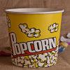 Kundenspezifisches Papierpopcorn-Cup oder Wanne für Kino