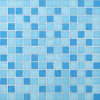 Baumaterial-Mosaik-Fliese-blaues Glasmosaik für Swimmingpool