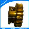 Latón CNC de mecanizado de piezas de repuesto de transmisión de engranajes