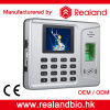 Biometrisches Fingerprint und Card Zeit Attendance System mit Backup Battery