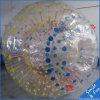 Materiale del PVC della sfera di Zorb del bambino per i giochi della sosta dell'acqua