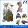 コンピュータ化された高出力の肋骨の帽子の帽子編む機械