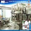 天然水の生産ライン