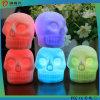 Halloween党ワックスの蝋燭ライト頭骨LEDの蝋燭ライト