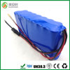 Ionennachladbare Batterie der Fabrik-13ah 12V Li