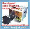 Тип машина цифров машины автоматического стержня Jm-10t провода закрутки шелушения вырезывания - поставка Китая