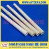 Tubo/tubo de cerámica modificados para requisitos particulares del alúmina de la pureza elevada del 99% el Al2O3/99.5%