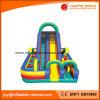 30 '障害およびトンネル(T4-430)が付いている多機能の膨脹可能な娯楽スライド