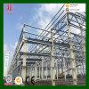 Varias plantas de fabricación de acero estructura del hotel edificio de oficinas