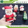 5200mAh Banco de alimentación de Santa Claus cargador USB mejor regalo de Navidad