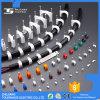 Estándares de los clips plásticos del círculo del fabricante de China de la calidad