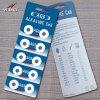 Bateria alcalina AG5 da pilha da tecla do OEM da fábrica de China