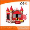 Castelo de salto inflável T2-106 da impressão encantadora