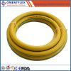 Гибкий высокий шланг для подачи воздуха PVC давления с латунной арматурой