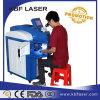 Tipo portatile stampatrice del laser della fibra per monili/cellulare