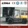 中国Ltmaの真新しい2/3/4/5/6/7/8/10トンによってダイカストで形造られるフォークリフト