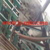 鋼片の連続鋳造機械CCM