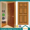 Personnaliser la porte en bois solide dans divers panneaux pour le projet d'hôtel/villa