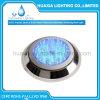 Luz clara subaquática enchida resina da piscina do diodo emissor de luz
