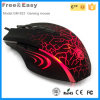 Genuine New Black Wheel Optical USB Wire Gaming Mice