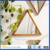 Vende al por mayor 3m m, espejo plateado vidrio del claro de 4m m 5m m con los certificados del SGS