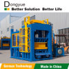 自動Qt 6-15b Cement Hollow Bricks Making Machinery